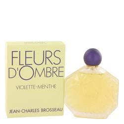Fleurs D'ombre Violette-menthe Perfume by Brosseau 3.4 oz Eau De Toilette Spray