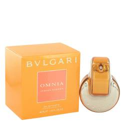 Omnia Indian Garnet Perfume by Bvlgari, 41 ml Eau De Toilette Spray for Women from FragranceX.com