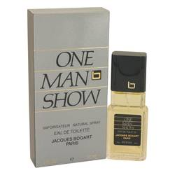 One Man Show Cologne by Jacques Bogart 1 oz Eau De Toilette Spray (Damaged Box)