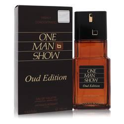 One Man Show Oud Edition Cologne by Jacques Bogart, 100 ml Eau De Toilette Spray for Men