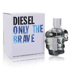 Only The Brave Cologne by Diesel, 2.5 oz Eau De Toilette Spray for Men