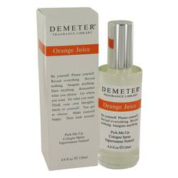 Demeter Perfume by Demeter 4 oz Orange Juice Cologne Spray