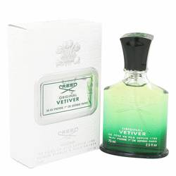 Original Vetiver Cologne by Creed 2.5 oz Millesime Spray