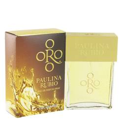 Oro Paulina Rubio Perfume by Paulina Rubio, 3.3 oz Eau De Parfum Spray for Women