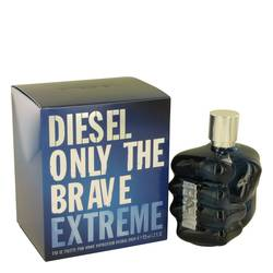 Only The Brave Extreme Cologne by Diesel, 4.2 oz Eau De Toilette Spray for Men