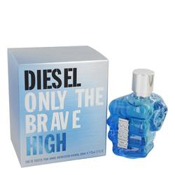 Only The Brave High Cologne by Diesel, 75 ml Eau De Toilette Spray for Men