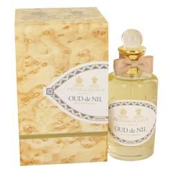 Oud De Nil Perfume by Penhaligon's, 3.4 oz Eau De Parfum Spray (Unisex) for Women
