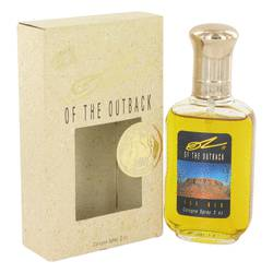 Oz Of The Outback Cologne by Knight International, 2 oz Cologne Spray for Men