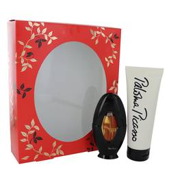 Paloma Picasso Perfume by Paloma Picasso -- Gift Set - 1.7 oz Eau De Parfum Spray + 6.7 oz Body Lotion