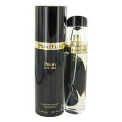 Perry Black Perfume by Perry Ellis 3.4 oz Eau De Parfum Spray