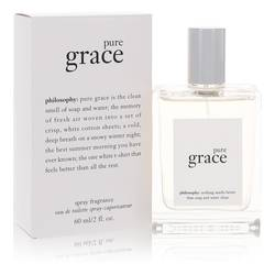 Pure Grace Perfume by Philosophy, 60 ml Eau De Toilette Spray for Women from FragranceX.com