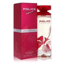 Police Passion Perfume by Police Colognes 3.4 oz Eau De Toilette Spray