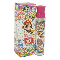 Powerpuff Girls 10th Birthday Perfume by Warner Bros, 1.7 oz Eau De Toilette Spray for Women