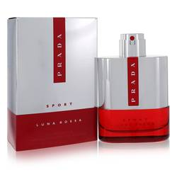 Prada Luna Rossa Sport Cologne by Prada, 100 ml Eau De Toilette Spray for Men