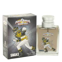 Power Rangers Megaforce Snake Cologne by Marmol & Son, 100 ml Eau De Toilette Spray for Men from FragranceX.com