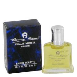 Private Number Mini by Etienne Aigner, 5 ml Mini EDT for Men from FragranceX.com