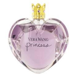 Princess Perfume by Vera Wang 3.4 oz Eau De Toilette Spray (unboxed)