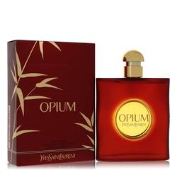 Opium Perfume by Yves Saint Laurent 3 oz Eau De Toilette Spray (New Packaging)