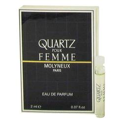 Quartz Perfume by Molyneux 0.07 oz Vial (Sample)