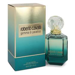 Roberto Cavalli Gemma Di Paradiso Perfume by Roberto Cavalli, 2.5 oz Eau De Parfum Spray for Women