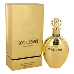 Roberto Cavalli Oud Perfume by Roberto Cavalli, 75 ml Eau De Parfum Intense Spray for Women