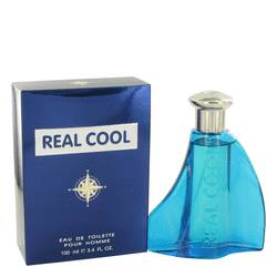 Real Cool Cologne by Victory International, 3.4 oz Eau De Toilette Spray for Men
