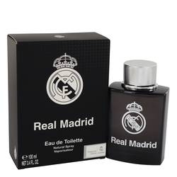 Real Madrid Cologne by AIR VAL INTERNATIONAL, 3.4 oz Eau De Toilette Spray for Men