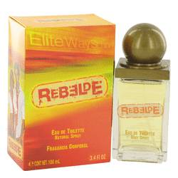 Rebelde Perfume by Air Val International, 100 ml Eau De Toilette Spray for Women from FragranceX.com