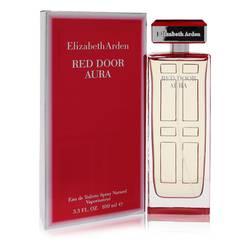 Red Door Aura Perfume by Elizabeth Arden, 100 ml Eau De Toilette Spray for Women