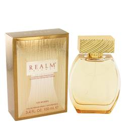 Realm Intense Perfume by Erox, 3.4 oz Eau De Parfum Spray for Women