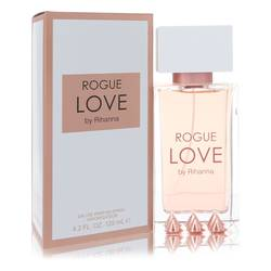 Rihanna Rogue Love Perfume by Rihanna, 4.2 oz Eau De Parfum Spray for Women