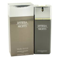 Riviera Nights Cologne by Jacques Bogart, 100 ml Eau De Toilette Spray for Men