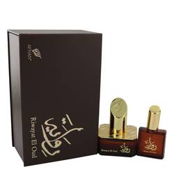 Riwayat El Oud Perfume by Afnan, 50 ml Eau De Parfum Spray + Free .67 oz Travel EDP Spray for Women