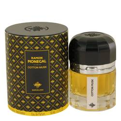 Ramon Monegal Cotton Musk Perfume by Ramon Monegal, 1.7 oz Eau De Parfum Spray for Women