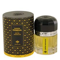 Ramon Monegal Entre Naranjos Perfume by Ramon Monegal, 1.7 oz Eau De Parfum Spray for Women