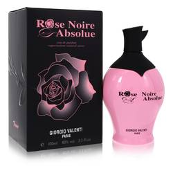 Rose Noire Absolue Perfume by Giorgio Valenti, 3.4 oz Eau De Parfum Spray for Women