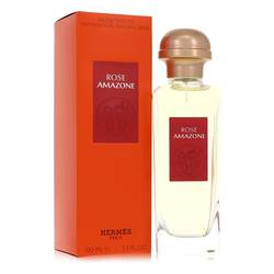 Rose Amazone Perfume by Hermes, 3.3 oz Eau De Toilette Spray for Women