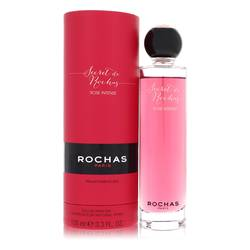 Secret De Rochas Rose Intense Perfume by Rochas, 100 ml Eau De Parfum Spray for Women from FragranceX.com