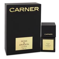 Rose & Dragon Perfume by Carner Barcelona, 1.7 oz Eau De Parfum Spray (Unisex) for Women