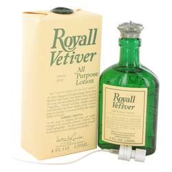 Royall Vetiver Cologne by Royall Fragrances 4 oz All Purpose Lotion