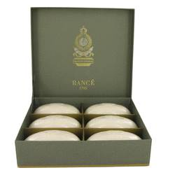 Rance Soaps Perfume by Rance 6  x 3.5 oz Francois Charles Soap Box