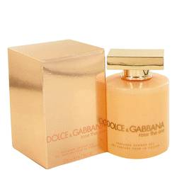 Rose The One Perfume by Dolce & Gabbana 6.8 oz Shower Gel