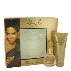 Reveal Perfume by Halle Berry -- Gift Set - 1 oz Eau De Parfum Spray + 2.5 oz Bath & Shower Gel