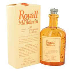 Royall Mandarin Cologne by Royall Fragrances 8 oz All Purpose Lotion / Cologne