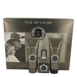 Soul 2 Soul Cologne by Faith Hill & Tim Mcgraw -- Gift Set - 1 oz Eau De Toilette Spray + 2.5 oz After Shave Balm + 2.5 oz Shower Gel