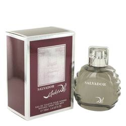 Salvador Cologne by Salvador Dali, 100 ml Eau De Toilette Spray for Men