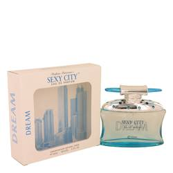 Sexy City Dream Perfume by Parfums Parisienne, 3.3 oz Eau De Parfum Spray for Women
