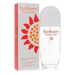 Sunflowers Dream Petals Perfume by Elizabeth Arden, 3.3 oz Eau De Toilette Spray for Women