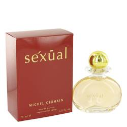 Sexual Perfume by Michel Germain 2.5 oz Eau De Parfum Spray (Red Box)