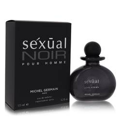 Sexual Noir Cologne by Michel Germain, 4.2 oz Eau De Toilette Spray for Men